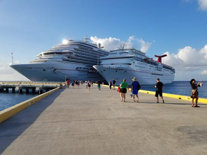 Cozumel Carnival port