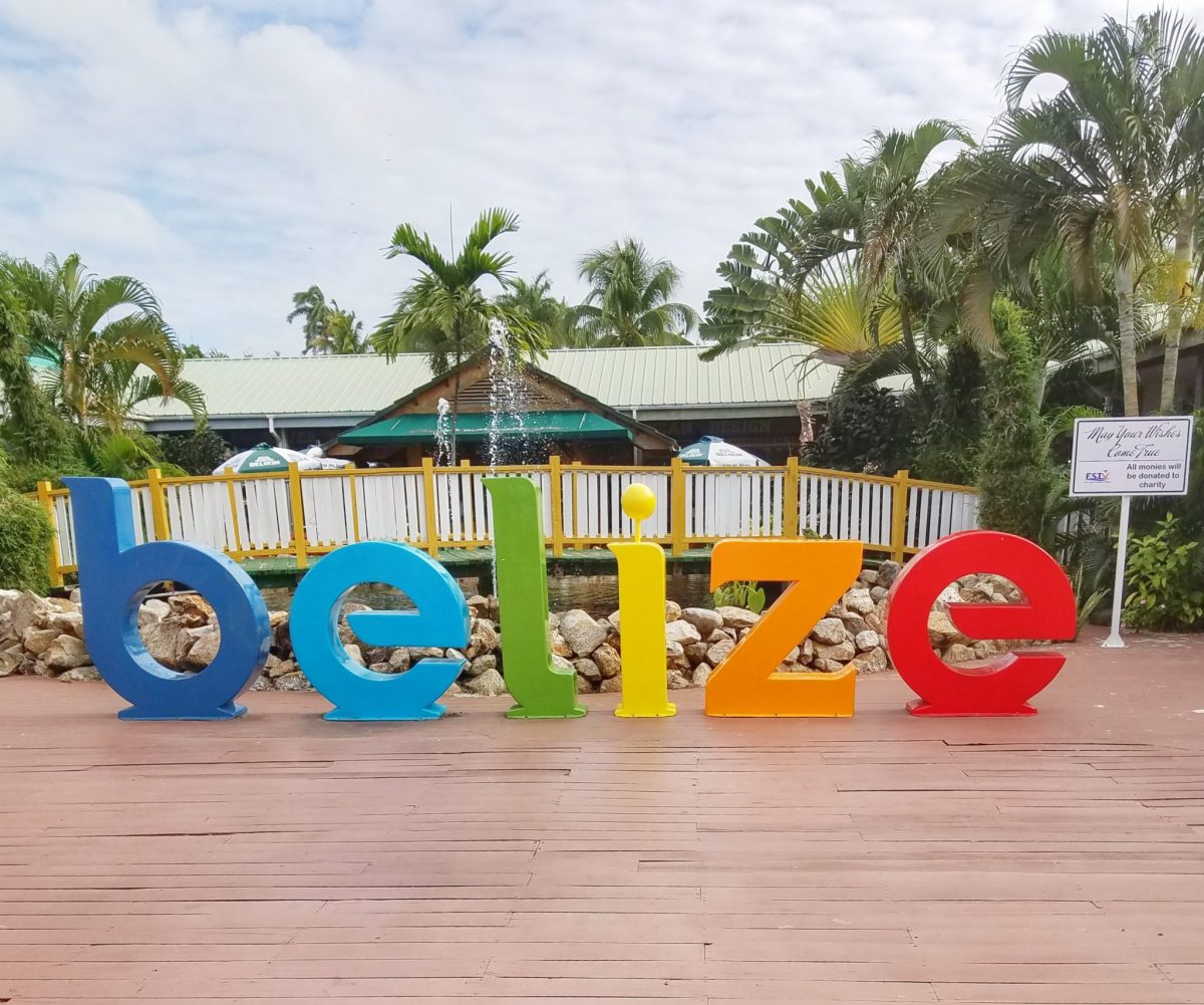 A Day in Belize (Cruise Port Day)