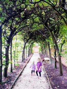Colonial Williamsburg path