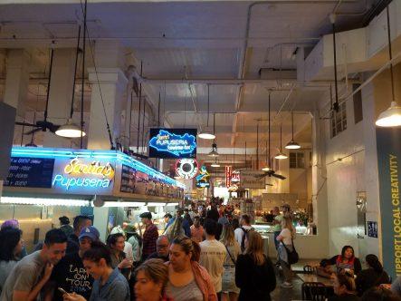 Los Angeles market