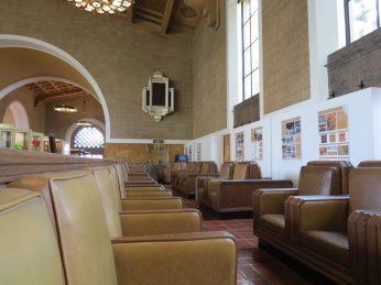 Los Angeles train station