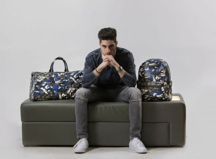 luggage camouflage