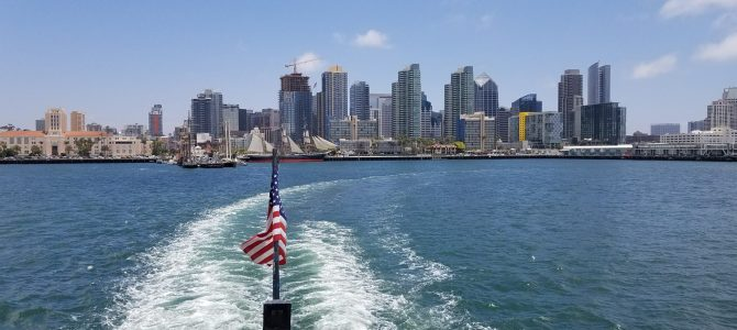 Experiencing San Diego on a Harbor Cruise
