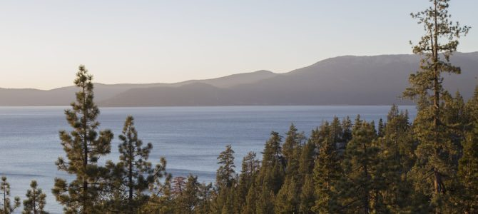 Touring Lake Tahoe: Beaches, Parks & Hikes