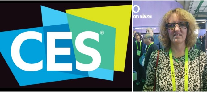 CES 2019 Meets Travel Blogger!