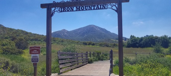 Three Mountain Hikes & a Castle in San Diego County