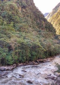 Urumbamba River