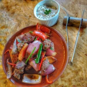 Cusco dinner