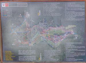 Map ofMachu Picchu