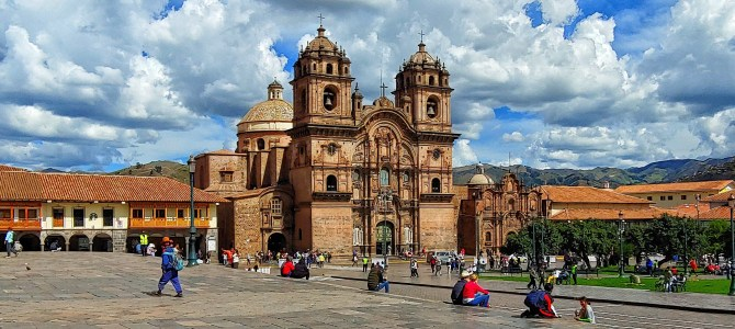 Colorful Cusco: Base for Machu Picchu