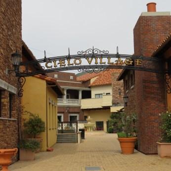 El Cielo village