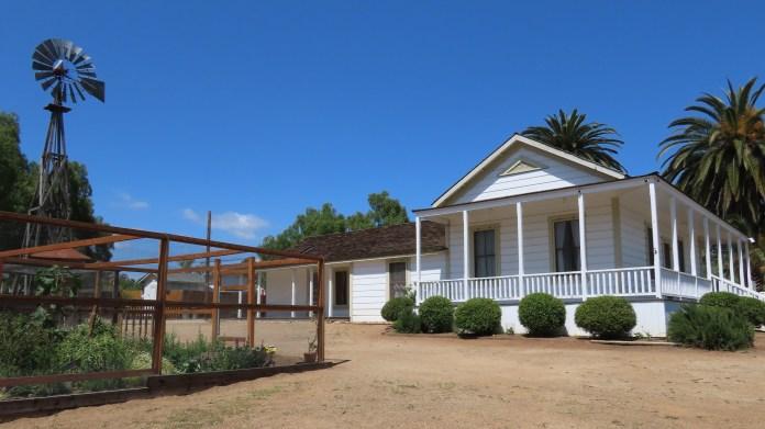 Sikes Adobe Farmhouse