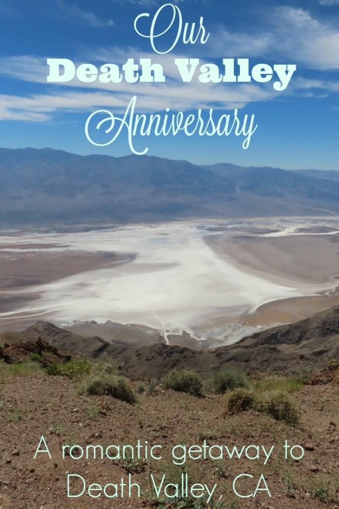 Death Valley anniversary