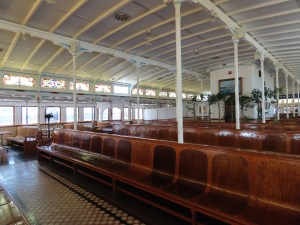 sail the seas on Berkeley ferry