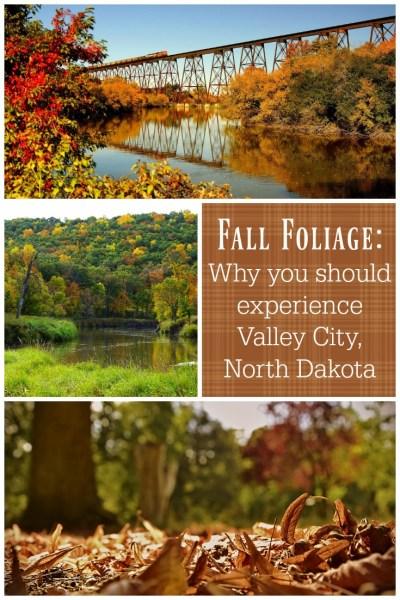 fall leaves foliage north dakota