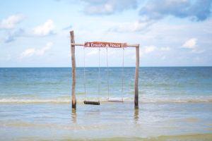 Isla Holbox swings