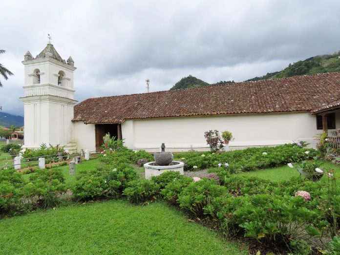 oldest church in Costa Rica
