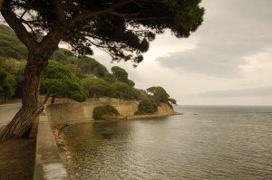 water scene in Sainte Maxime