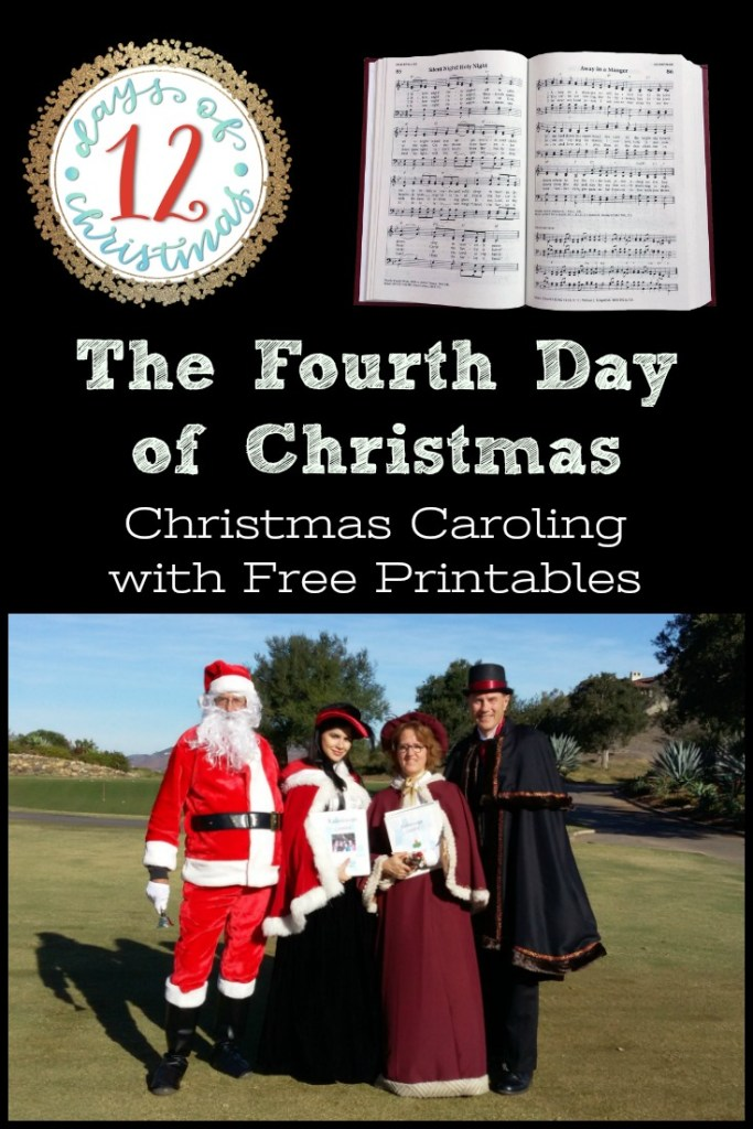 The Fourth Day of Christmas