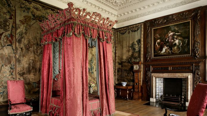 Palace of Holyroodhouse tour