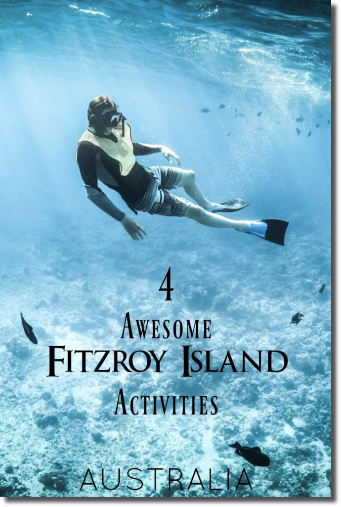 Fitzroy Island Australia