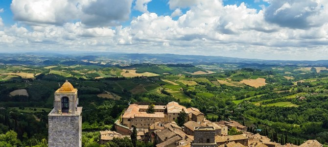 A Tuscany Road Trip to Remember