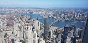 exploring New York City