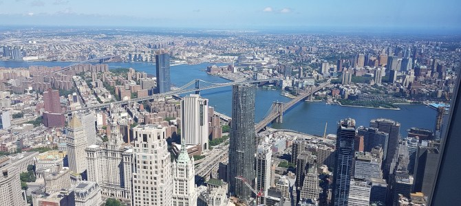 Exploring New York City: Shopping, Sights, and Sounds