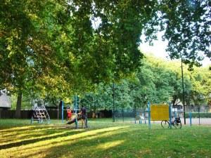 best children's parks in London