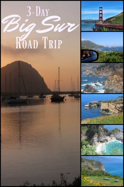 Big Sur road trip