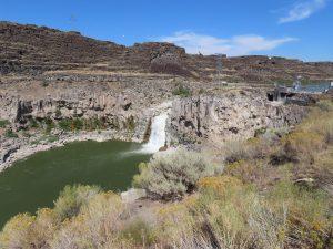 waterfalls in Twin Falls