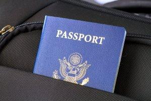 Visa or Passport