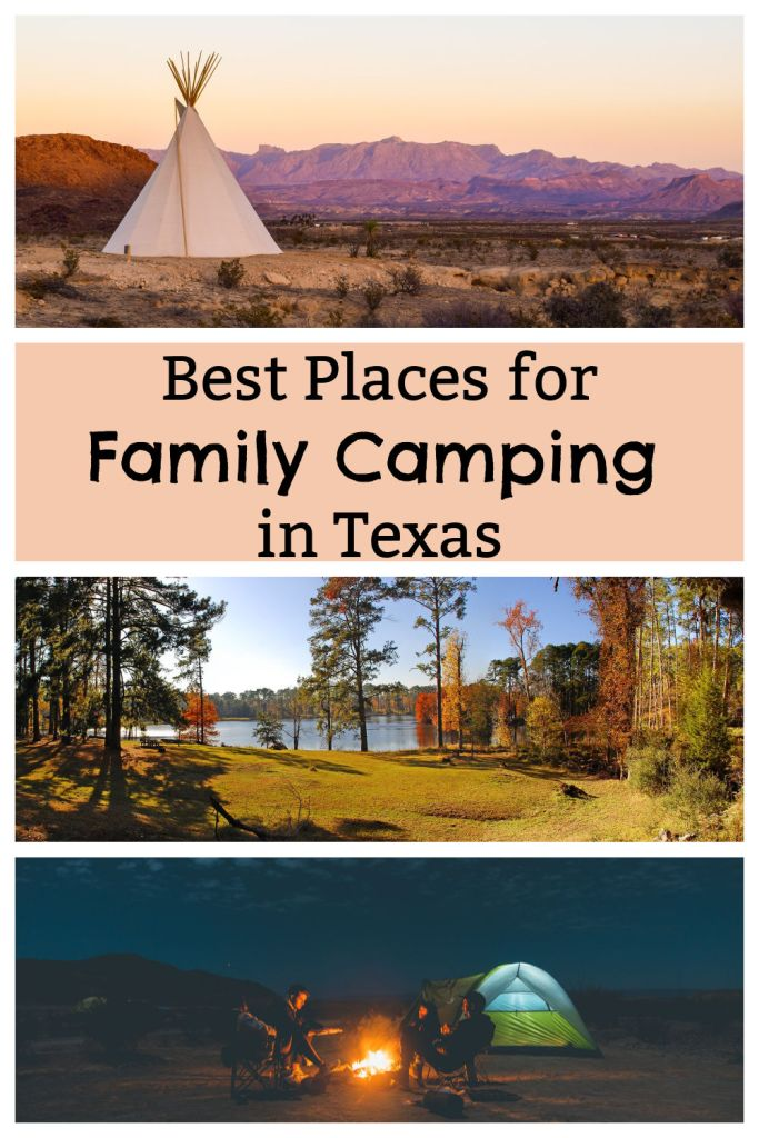 best places for family camping