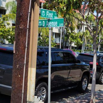 Coronado streets