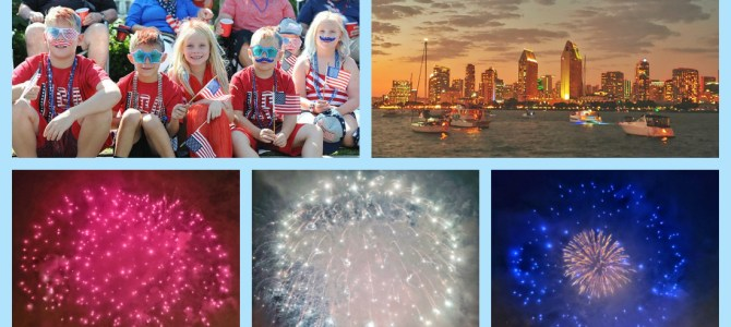 Where to Watch the Fireworks in San Diego