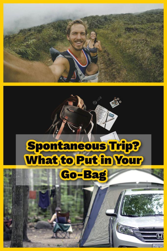 Spontaneous trip