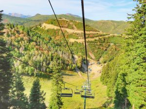 Sundance chairlift
