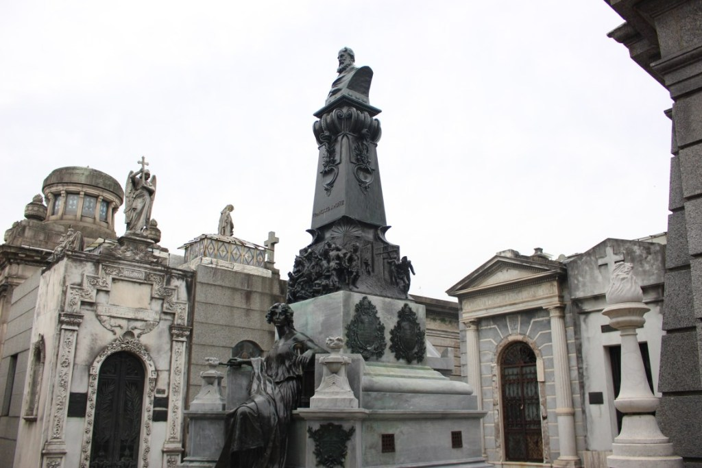 Visiting La Recoleta Cemetery, Buenos Aires' most famous tombs