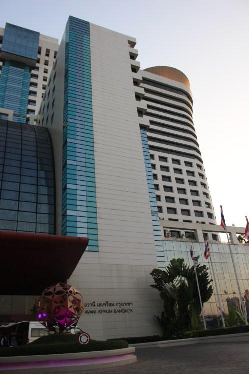 AVANI Atrium Bangkok comentarios
