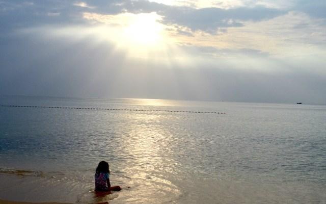 Postcard of the week: Sunset at Long Beach on Phu Quoc Island, Vietnam