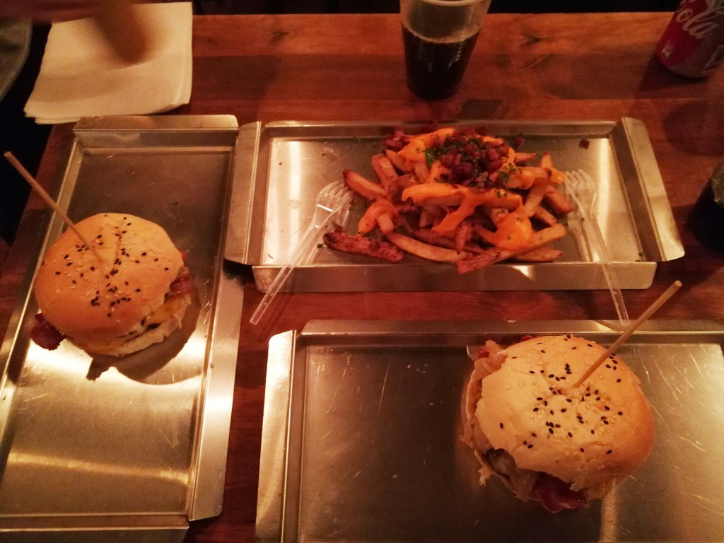 Mi Barrio - Where to find the Best Burgers in Buenos Aires + burger map