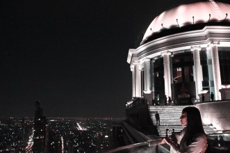 Lebua State Tower Skybar