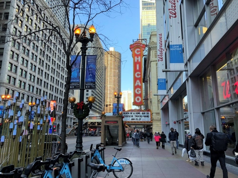 Info & tips for planning a trip to Chicago