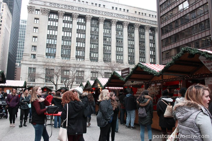 Chicago en Navidad