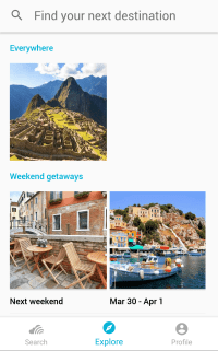 How to find cheap flights with Skyscanner app