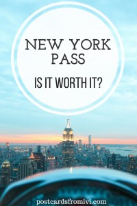 Is the New York pass worth it? - Price comparison