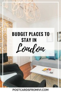 Best budget places to stay in central London