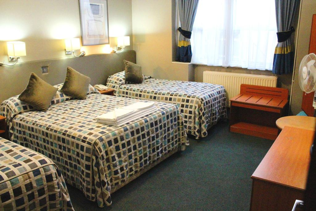 Cheap hotels in central London