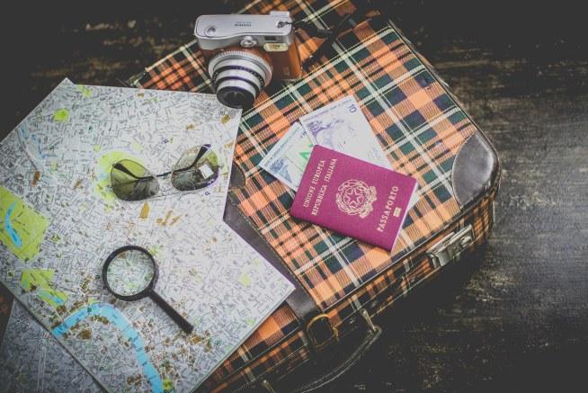 Consejos para viajar a Europa por primera vez: equipaje