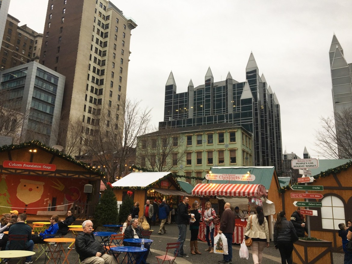 Best Christmas Markets in the United States you must visit - Pittsburgh Holiday Market